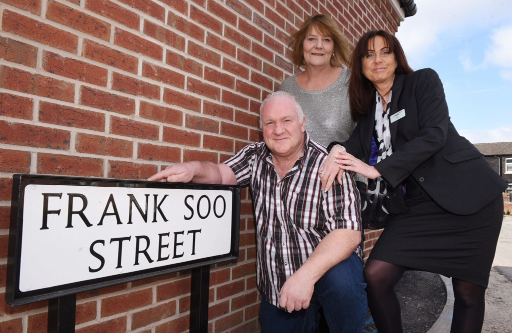 First homeowners move into Stoke-on-Trent's Frank Soo Street