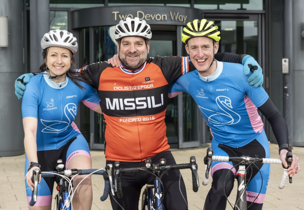 Longbridge gears up to host popular 66-mile cycling event