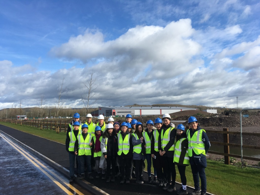 St. Modwen shares expertise with next-generation of regeneration specialists