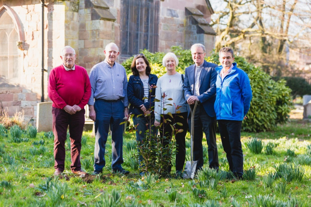 St. Modwen delivers on promise to bring beloved local church to life