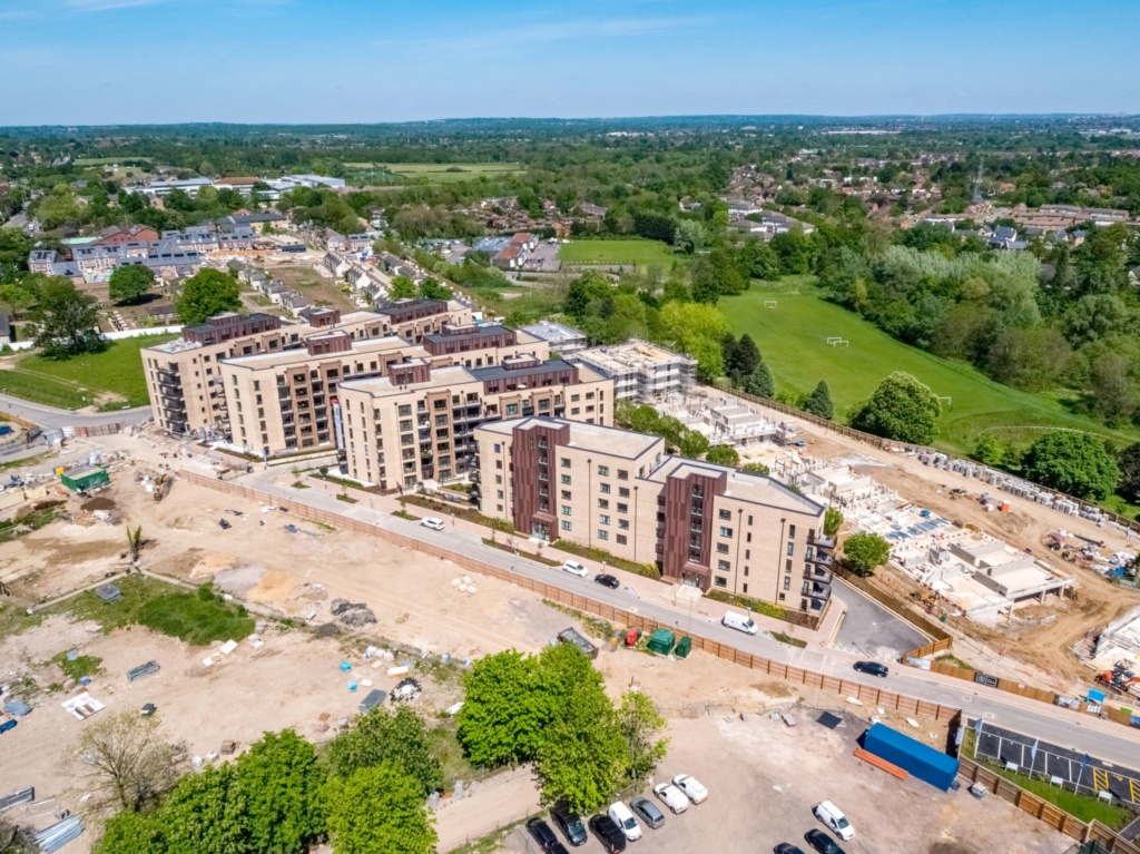 St. Modwen hands over its largest-ever high density residential scheme at St. Andrew's Park