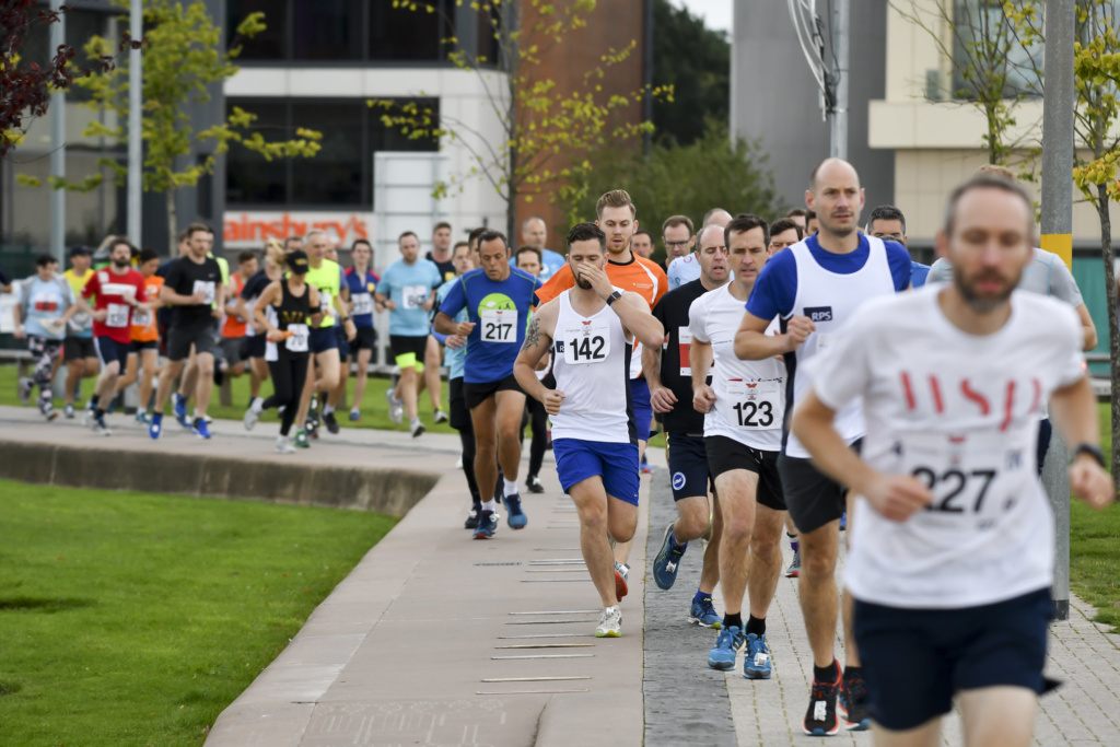 St. Modwen Charity Run to end youth homelessness in the Midlands returns for third year