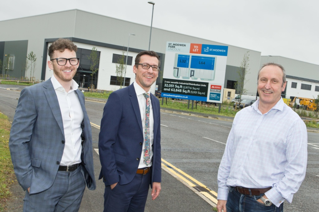 St. Modwen attracts global logistics giant to key industrial and logistics site in Lincolnshire