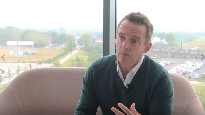 Video: Mark Allan, Chief Executive, reviews our Half Year Results 2019