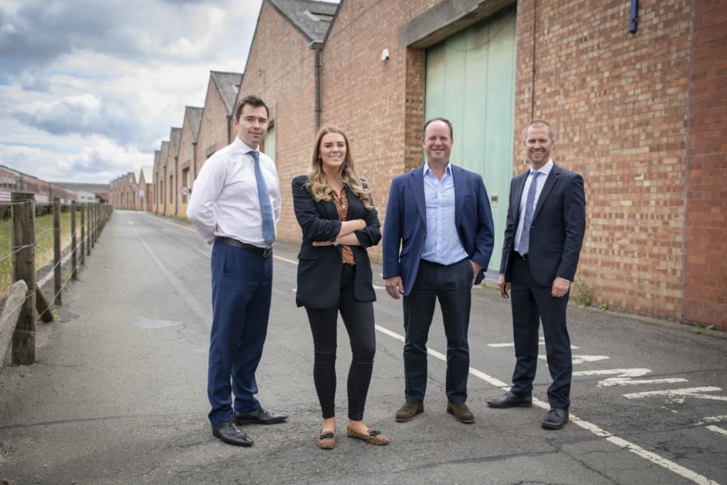 St. Modwen signs up major logistics firms for 268,000 sq ft of space in Warwickshire