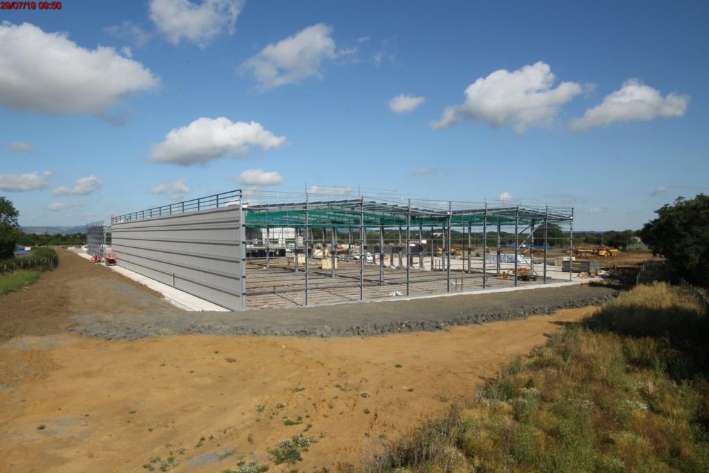 New units take shape at St. Modwen Park Gloucester