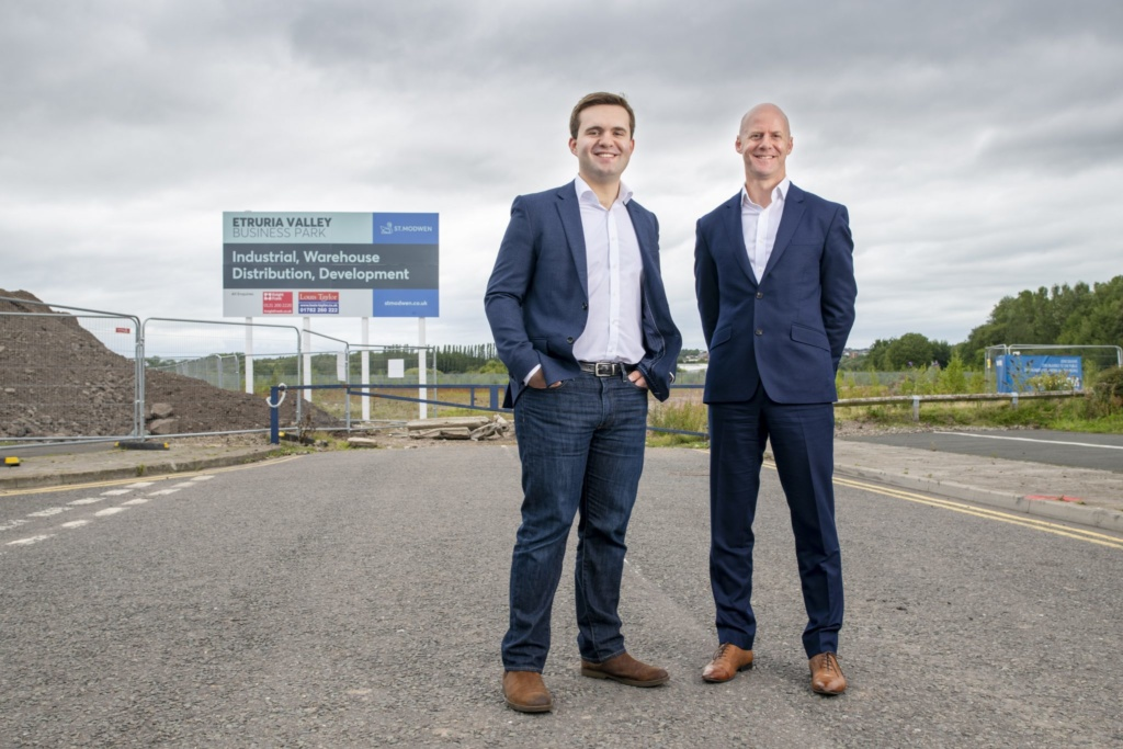 Stoke-on-Trent reaches end of steel journey as St. Modwen acquires final parcel of land
