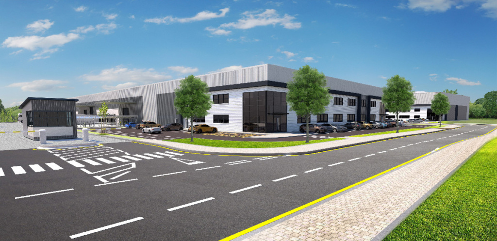 St. Modwen secures contract with Gatwick Airport Limited for 100,000 sq ft unit