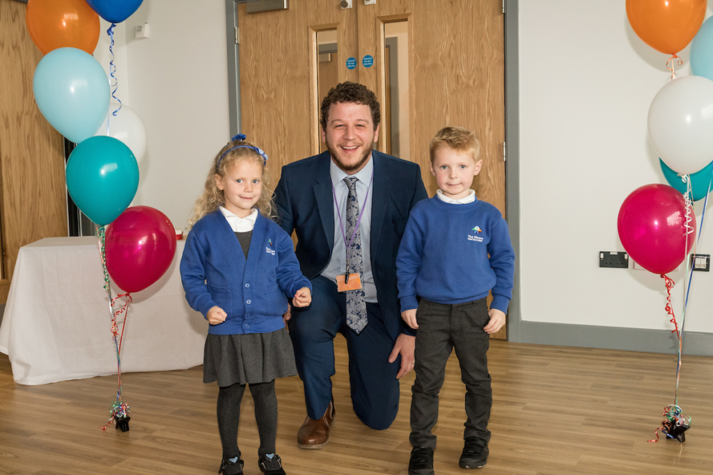 St. Modwen completes new £4.5 million primary school in Hilton, Derbyshire