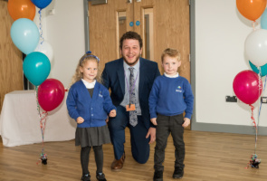 St. Modwen completes new £4.5 million primary school in Hilton, Derbyshire