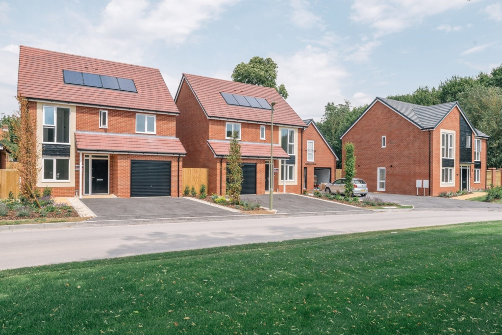 St. Modwen gets the go ahead for 102 more homes at Kingsgrove, Wantage