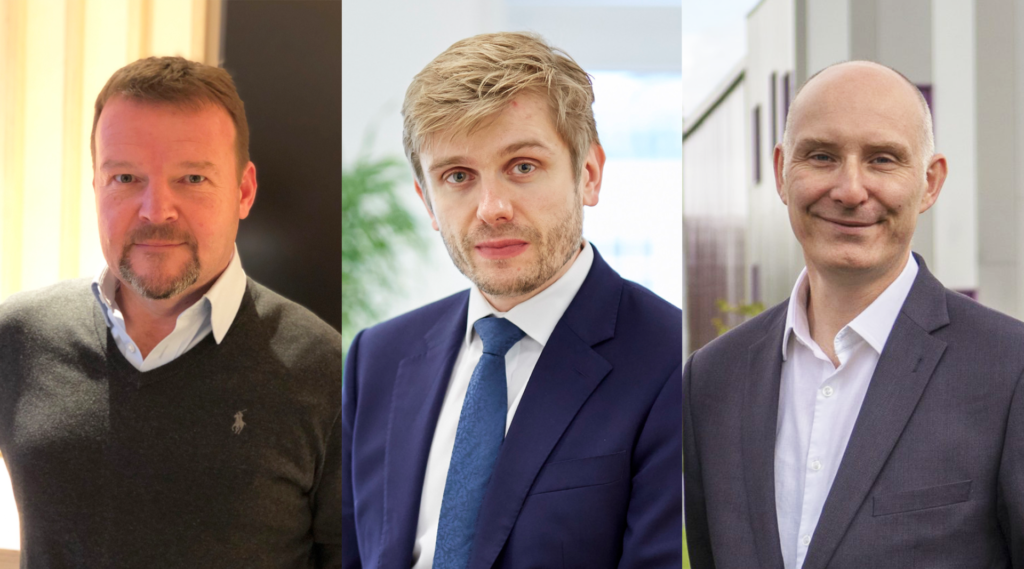 St. Modwen bolsters Strategic Land & Regeneration business with trio of senior appointments