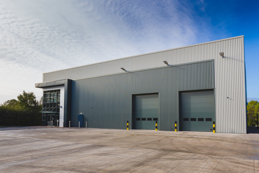 St. Modwen signs first occupier to flagship Tamworth scheme as first phase completes