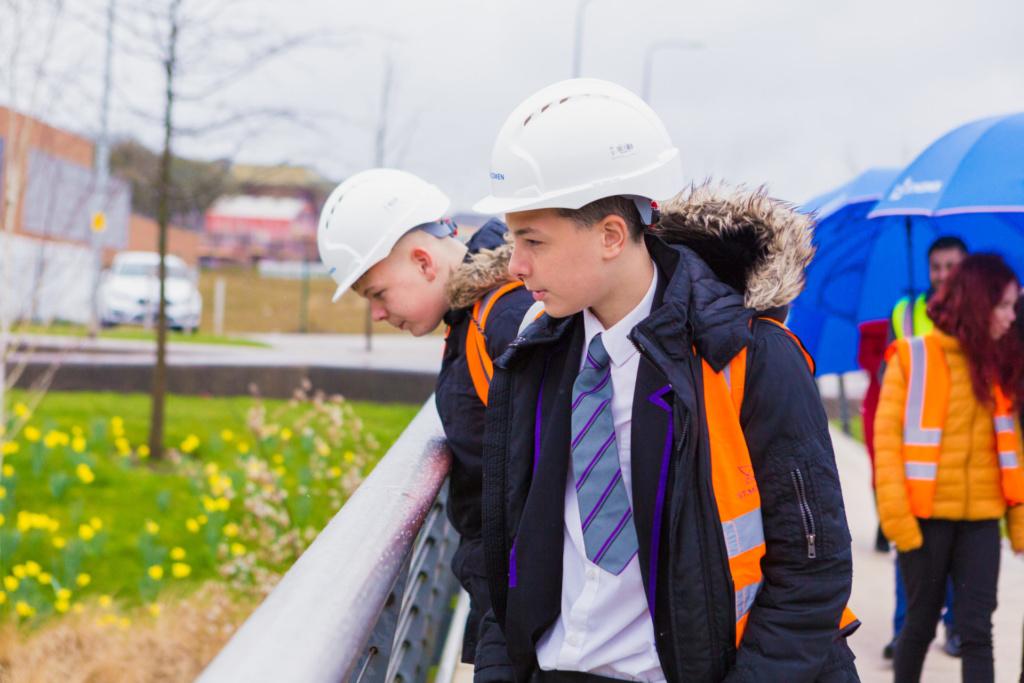 St.  Modwen opens doors to next generation of construction talent