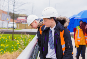 St.  Modwen opens doors to next generation of construction talent