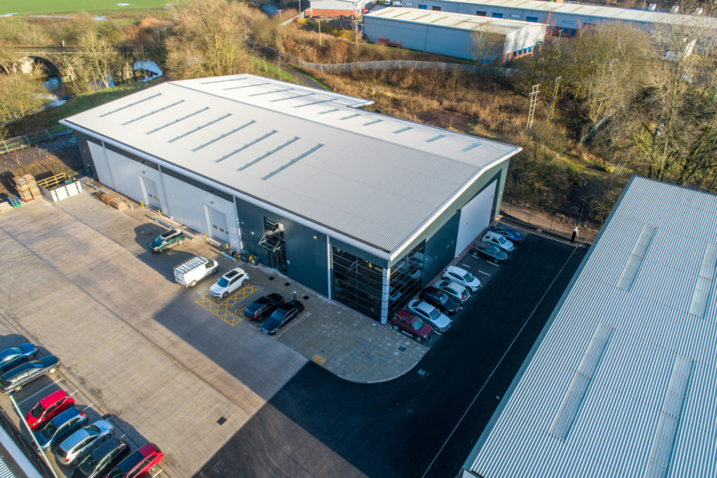 St. Modwen attracts global manufacturer to key industrial and logistics site in Bury