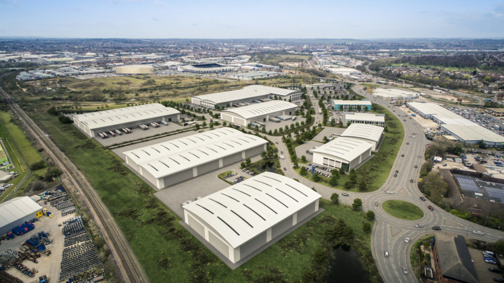 St. Modwen given green light to bring up to 1,250 jobs to Derby