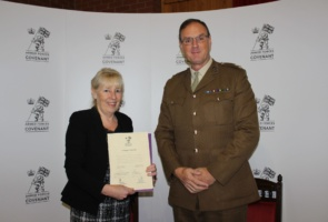 St.  Modwen signs Armed Forces Covenant