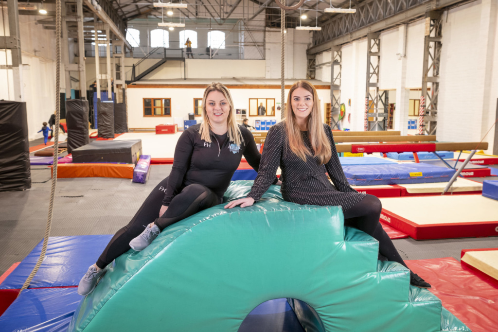 St. Modwen completes deal with local gymnastics company