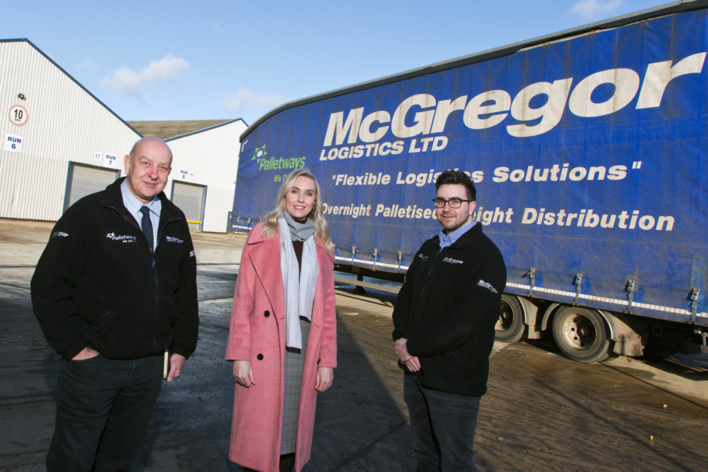St. Modwen attracts major haulage firm to Doncaster