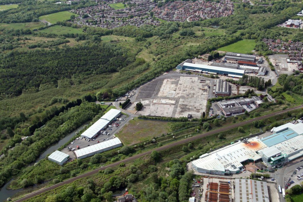St. Modwen paves way for new homes with sale of Wigan Enterprise Park