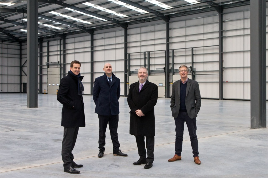 St. Modwen completes third phase of development at popular scheme