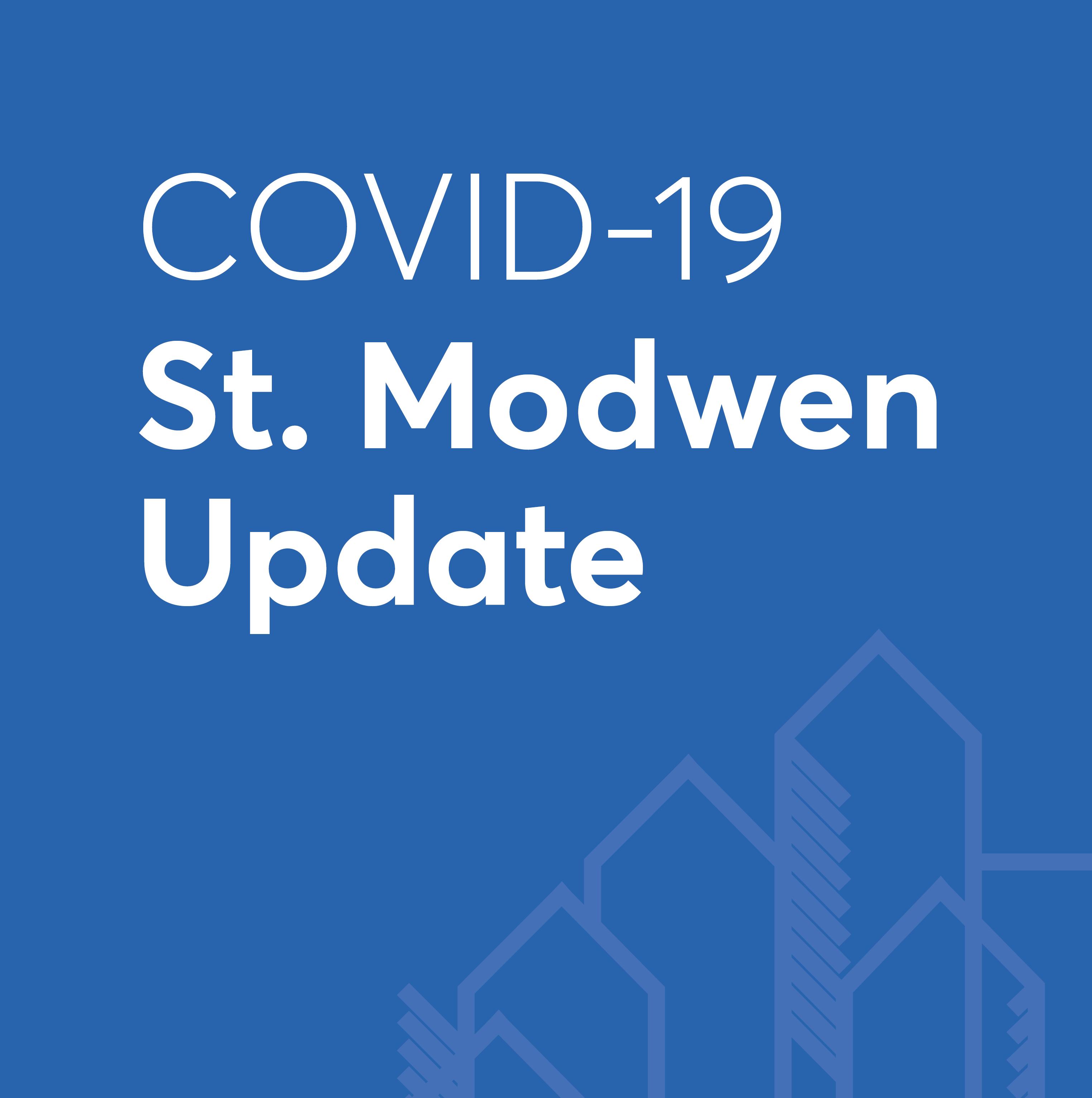 St. Modwen update on COVID-19