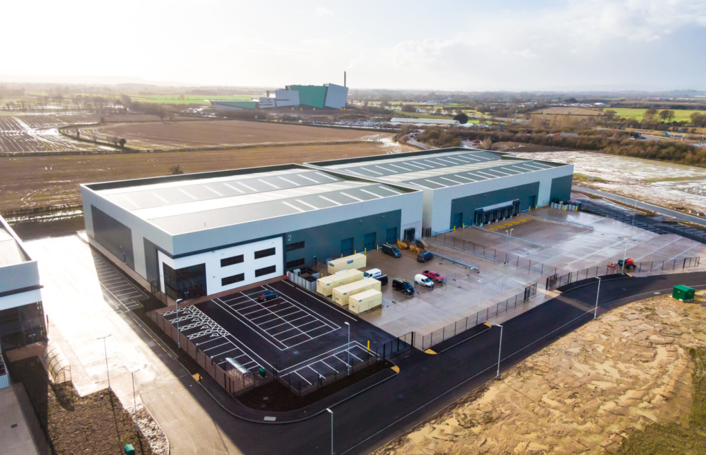 St. Modwen attracts global manufacturer to industrial and logistics site in Gloucester