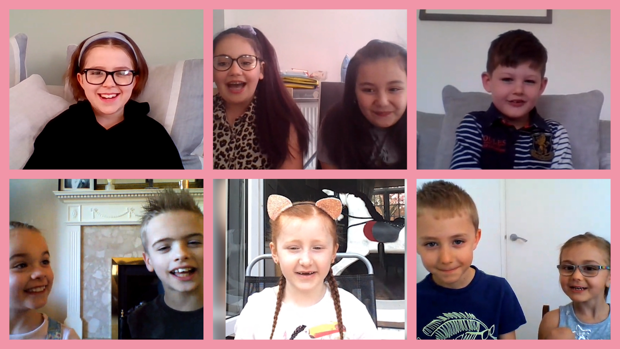 Kids on Camera - our little tykes have their say