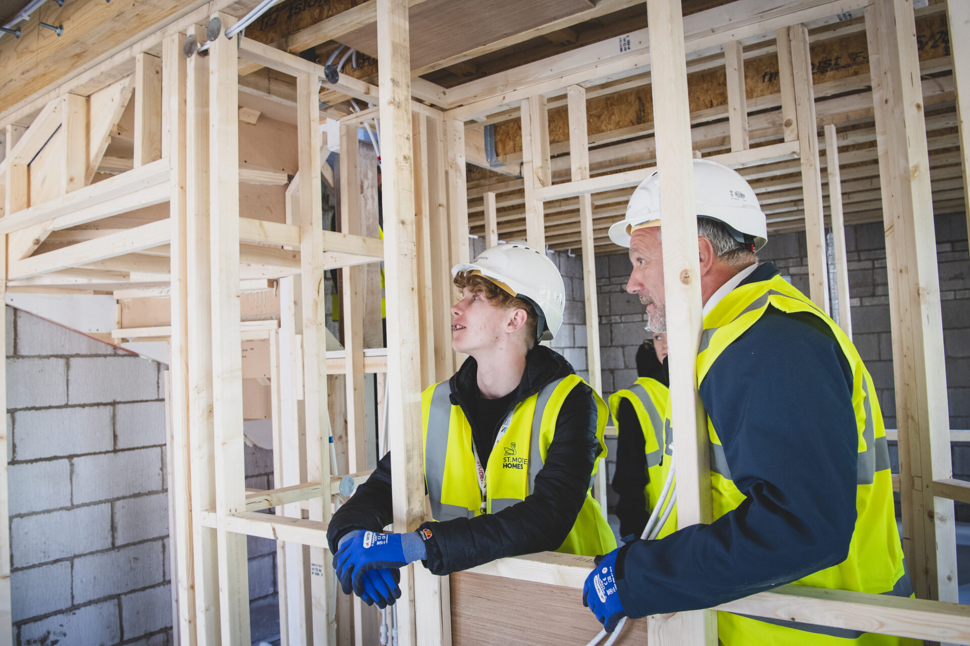 Finding the Next Generation of Talent in the Construction Industry