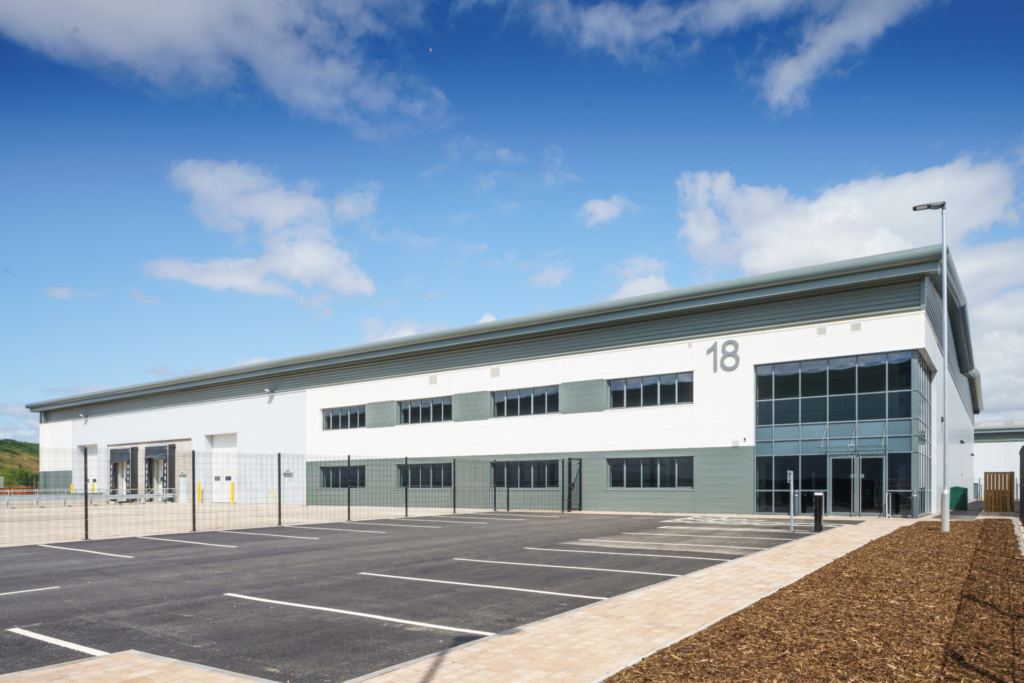 St. Modwen attracts major automotive manufacturer to key industrial and logistics site in Avonmouth