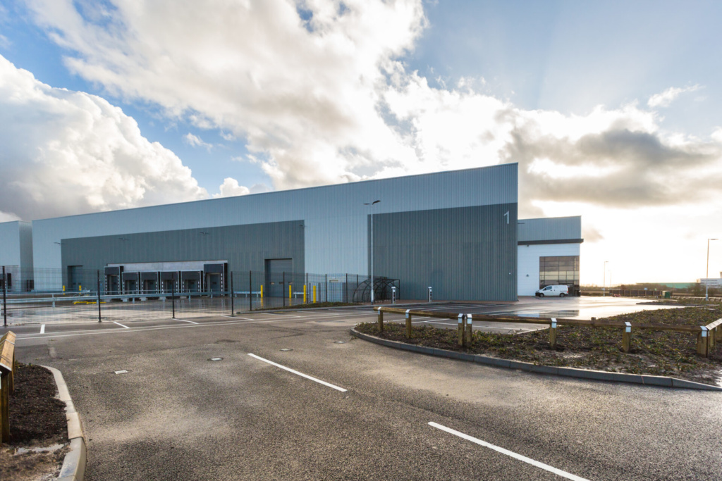 St. Modwen secures second letting at its Gloucester-based business park