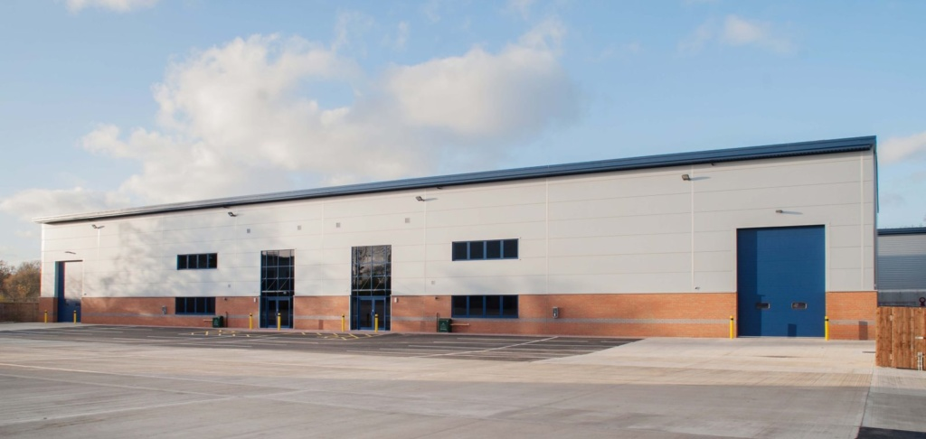 St. Modwen welcomes luxury online fishmonger to Henley Business Park