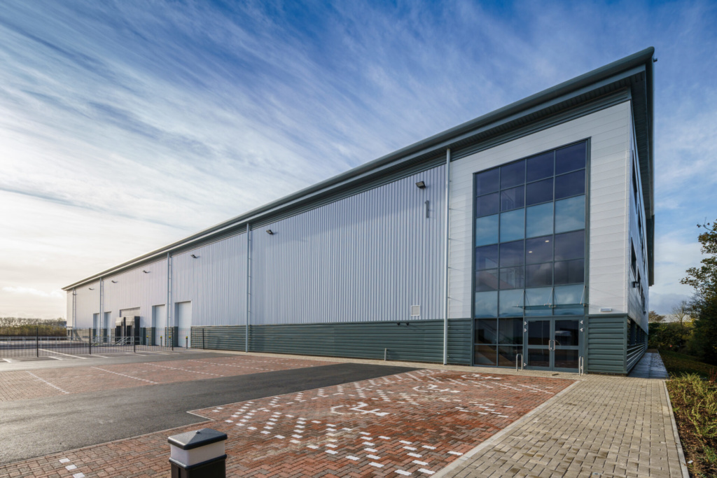 St. Modwen brings Advanced Insulation to Gateway 12 and secures approval for Phase 2 at St. Modwen Park Gloucester