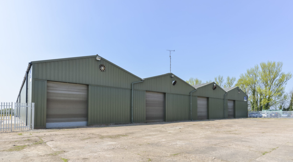 Watling Street Business Park fully let as premium packaging company move in