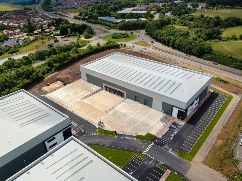 St. Modwen attracts two new businesses to its popular Worcester scheme