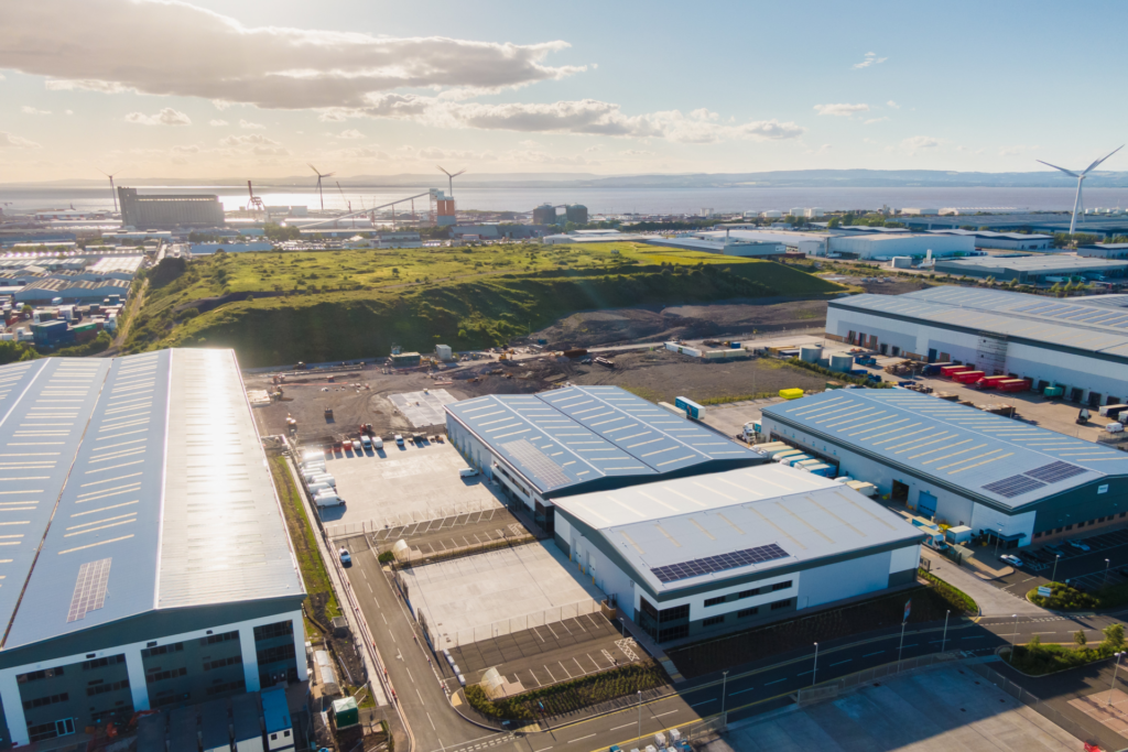 St. Modwen welcomes new occupier to key industrial and logistics site in Avonmouth