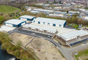 St. Modwen signs second round of lettings at Chamberhall Business Park