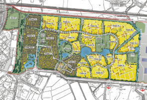 Glan Llyn masterplan receives top planning award
