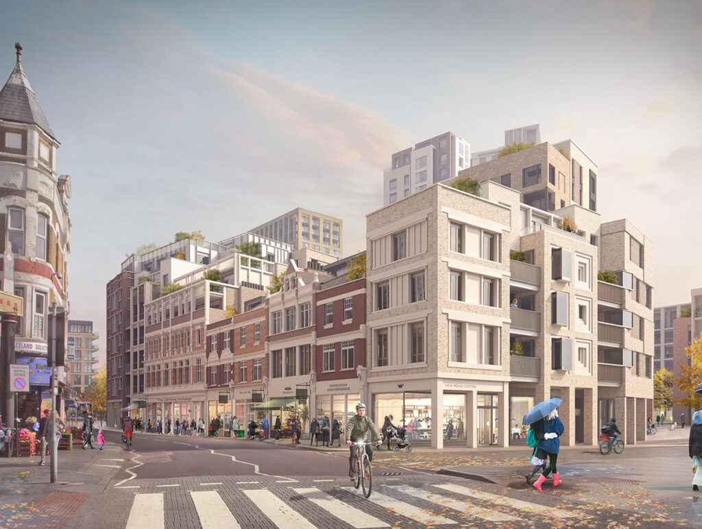 £400m Woolwich Exchange plans submitted to Greenwich Council