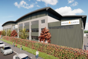 St. Modwen signs Stovax & Gazco at Skypark in Exeter