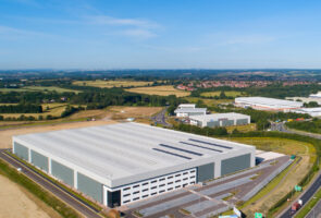 St. Modwen secures occupier to let speculative Tamworth scheme