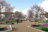 Plans unveiled for new green heart in Longbridge Town Centre