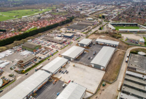 St. Modwen Logistics welcomes two new occupiers to Albion Gateway