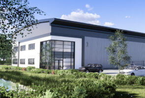 St. Modwen pushes on with plans to deliver more than 70,000 sq ft of space at St. Modwen Park Broomhall
