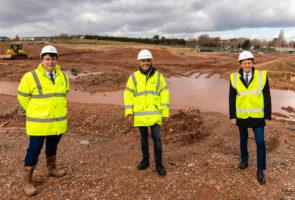 Multi-million-pound investment deal unlocks regeneration in Longbridge