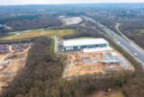Steelworks up on second phase at St. Modwen Park Gatwick