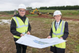 £20m infrastructure works start on site to transform iconic West Works site at Longbridge