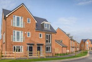 St. Modwen Homes celebrates success at Heathy Wood development