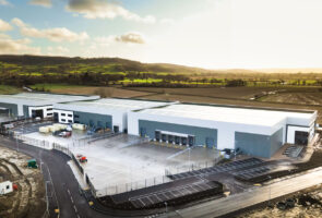St. Modwen Logistics completes trio of lettings